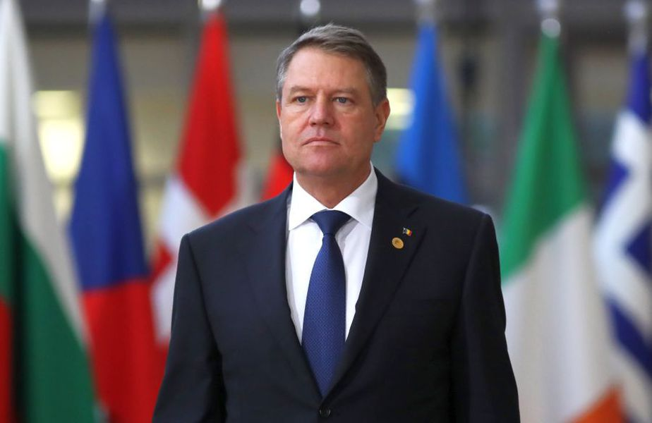Klaus Iohannis. foto: Guliver/Getty Images