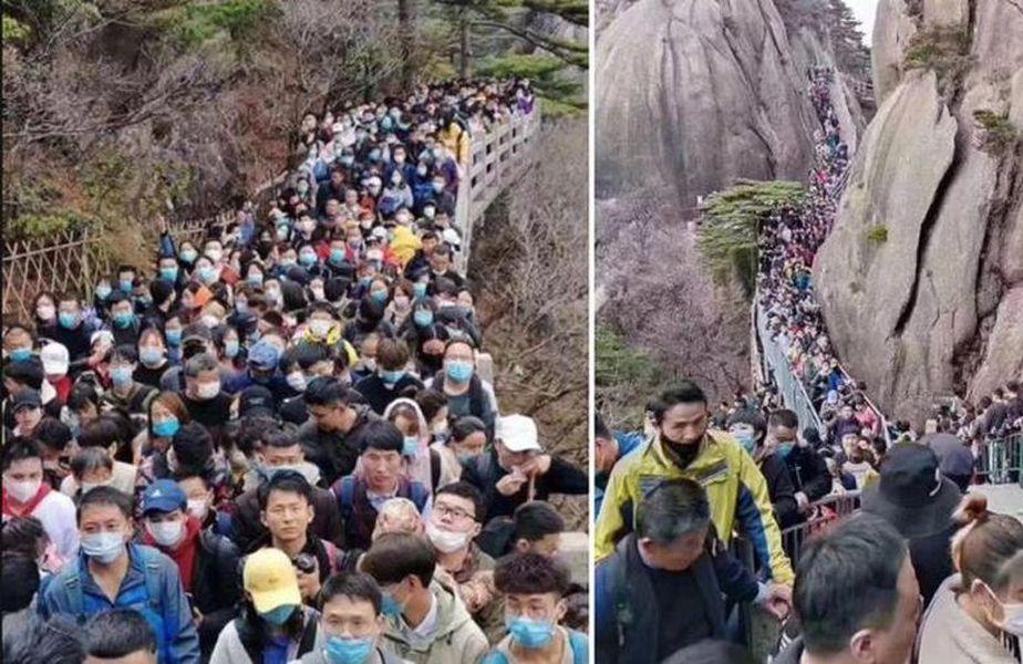 China, din nou o atracție pentru turiști // Sursă foto: CNN