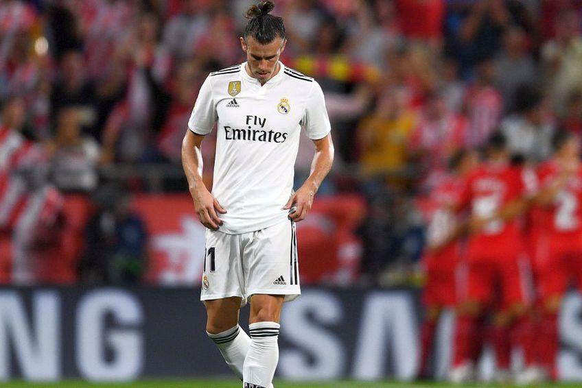 "Gareth Bale are viitorul incert pe ""Santiago Bernabeu"". foto: Guliver/Getty Images"