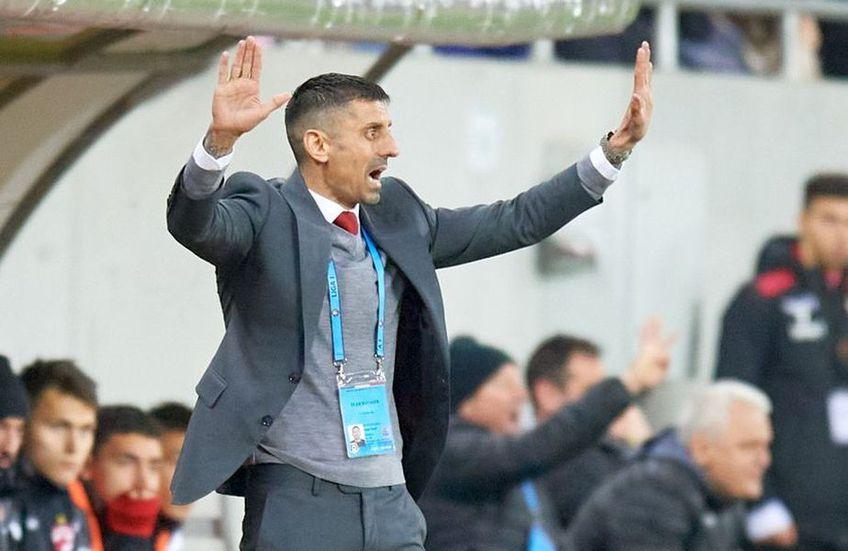 Dănciulescu a dezvăluit că sunt angajați la Dinamo care încă au rămas cu salariul întreg