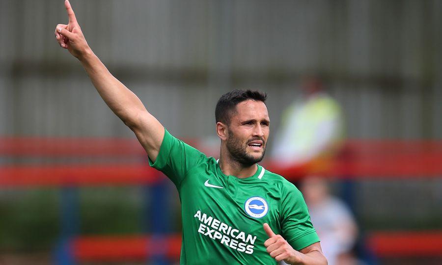 6 milioane de € este suma pe care a plătit-o Brighton pentru Florin Andone, în 2018, când l-a transferat de la Deportivo La Coruna FOTO Guliver/Gettyimages