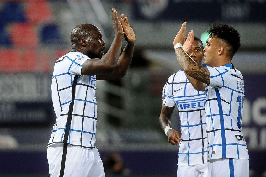 Au apărut primele imagini cu echipamentul al 4-lea, unul de rezervă, pe care Inter îl va utiliza sezonul următor.