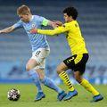 Manchester City și Borussia Dortmund joacă marți, de la ora 22:00, manșa tur a sferturilor de finală din UEFA Champions League.