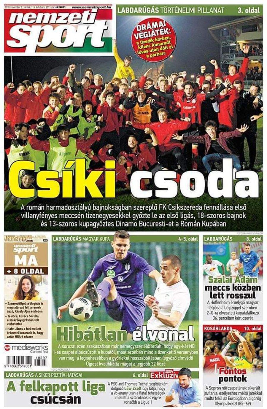 Ungaria cucerește Ardealul! Guvernul Viktor Orban face încă o echipă de fotbal în România, după Csikszereda și Sepsi