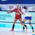 Evgenija Minevskaja nu va putea juca împotriva Rapidului FOTO SCM Rm. Vâlcea