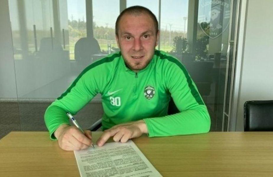 34 de goluri înscrise are Moți pentru Ludogorets