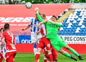 Jucătorul reinventat de Uhrin, încă un meci excelent pentru Dinamo! Cine a fost omul meciului la Iași