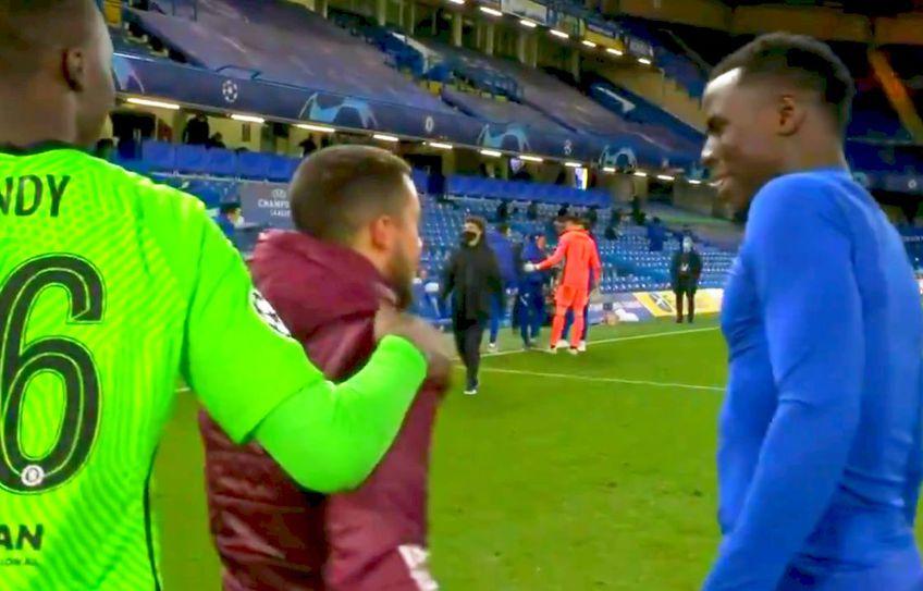 Eden Hazard, distracție cu foștii colegi de la Chelsea după eliminarea lui Real Madrid