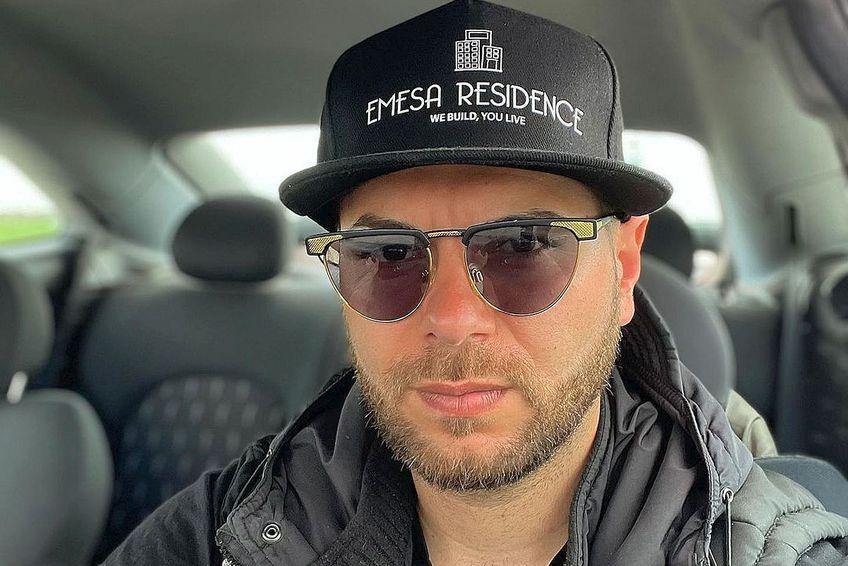 Cristian Daminuță (31 de ani) a fost prezent la GSP LIVE