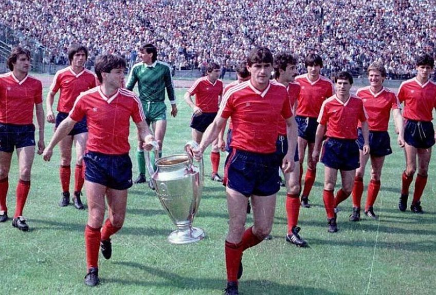 Pe 7 mai se vor împlini 35 de ani de când Steaua câștiga Cupa Campionilor Europeni