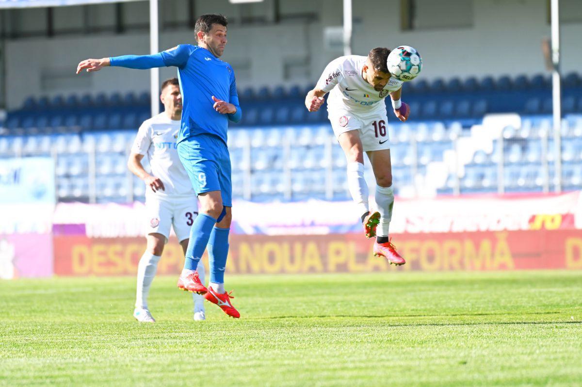 Clinceni - CFR Cluj, retur play-off / FOTO: Raed Krishan