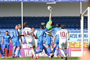 Academica Clinceni - CFR Cluj 0-1 » Campioana, în marș spre al 4-lea titlu la rând! Clasamentul actualizat
