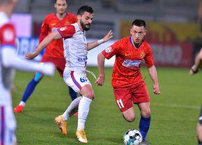 FC Botoșani - FCSB 0-0 » Oaspeții, sub presiune după victoria campioanei CFR