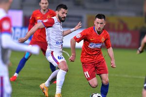 FC Botoșani - FCSB 0-2 » Moruțan dublează avantajul, din penalty