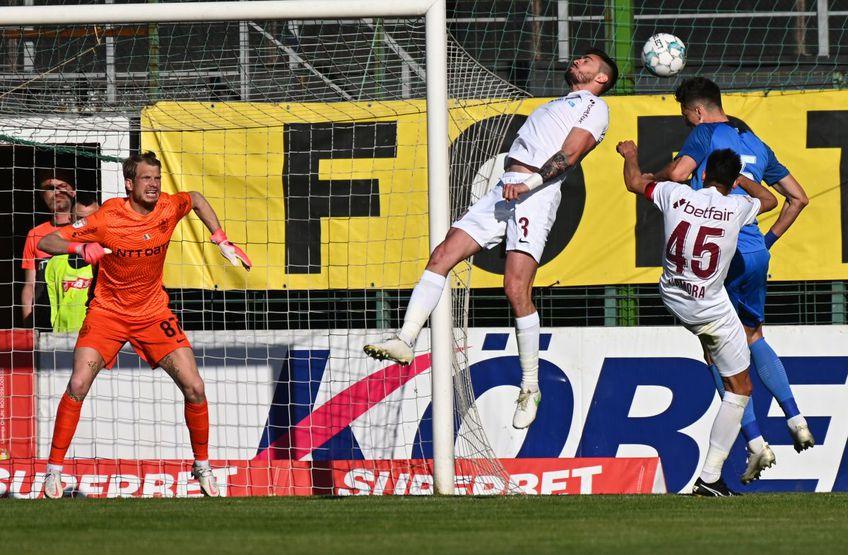 Fundașul central Andrei Burcă (28 de ani) vrea să plece de la CFR Cluj în următoarea perioadă de transferuri. Anunțul a fost făcut imediat după victoria cu Academica Clinceni, scor 1-0.