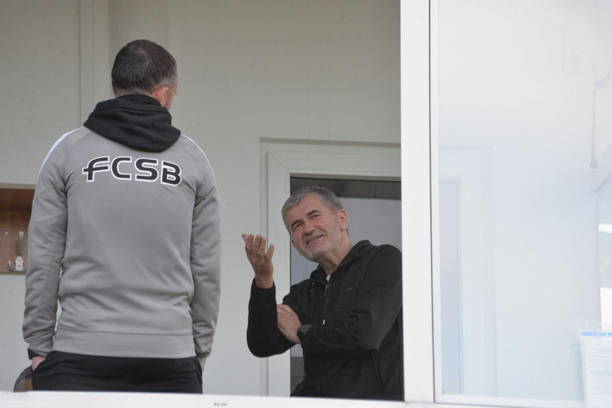 """Gigi Becali, conflict cu Ion Crăciunescu în direct: """"Ne-ai umplut de arbitraj"""" / """"Hai ceau!"""""""