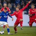 Union Berlin și Schalke se vor întâlni duminică, de la ora 16:30, într-un meci contând pentru etapa a 30-a din Bundesliga. Foto: Guliver/GettyImages