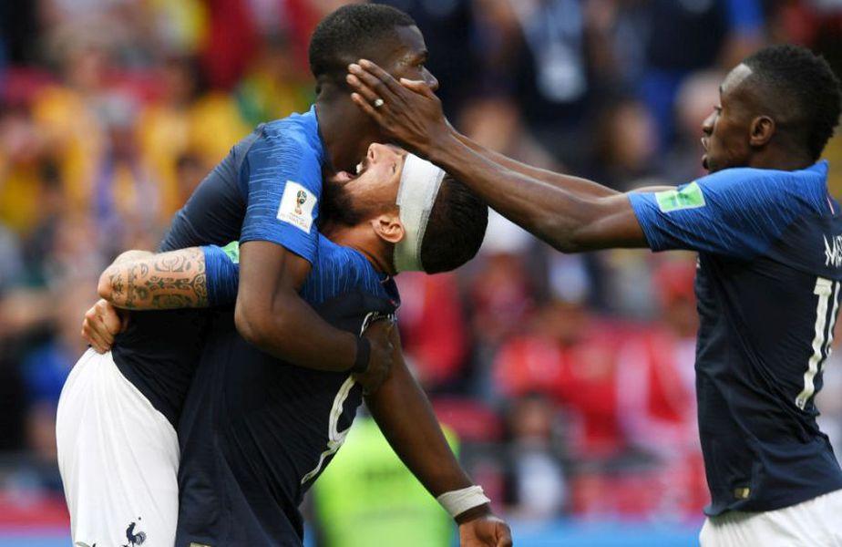 Franța este campioana mondială en-titre // Sursă foto: Getty