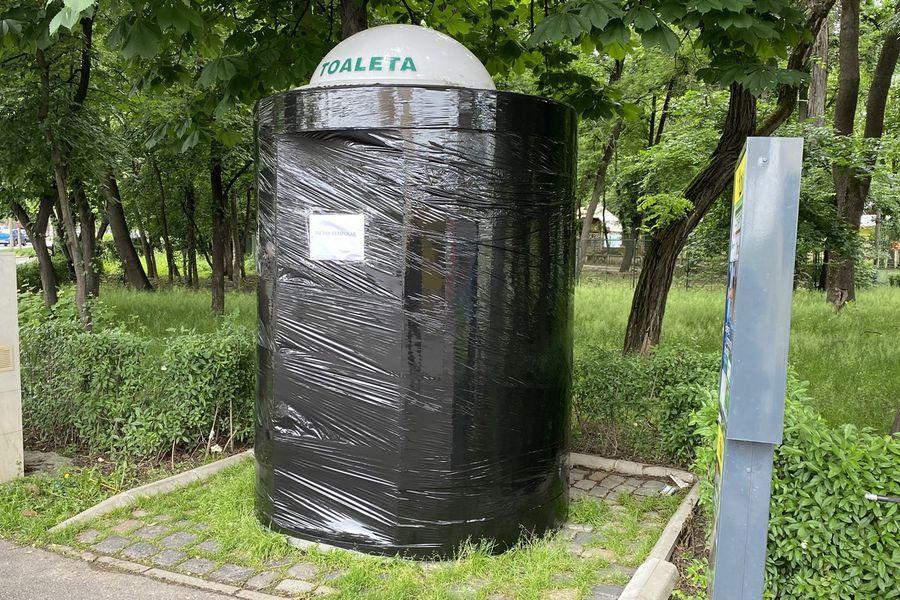 Ne facem din nou de râs » Bucureștiul a închis sute de toalete publice înainte de startul EURO 2020! În capitală sunt așteptați mii de suporteri străini la meciurile găzduite pe Arena Națională!