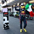 Sergio Perez s-a impus în Azerbaidjan. foto: Guliver/Getty Images