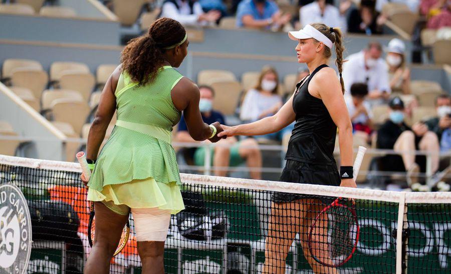 Serena Williams, eliminată de la Roland Garros! Surpriză de proporții la Paris