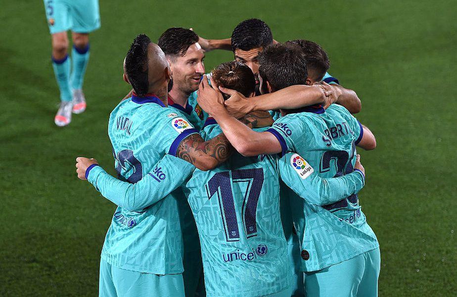 Barcelona a câștigat cu Villarreal // FOTO: Guliver/GettyImages