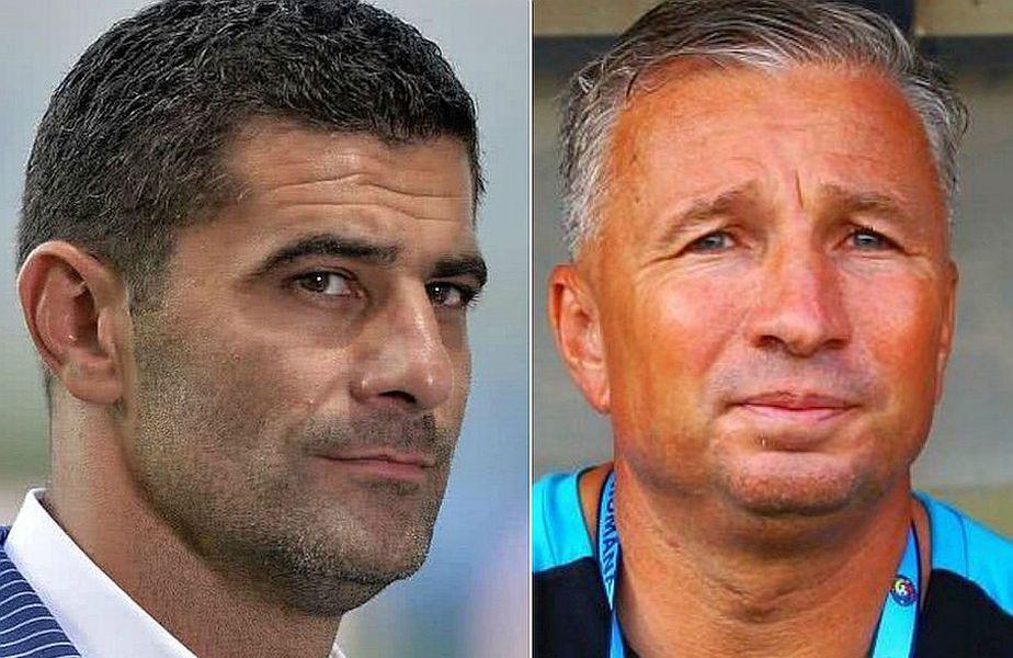 Dani Coman și Dan Petrescu au avut un schimb de replici după Astra  - CFR Cluj