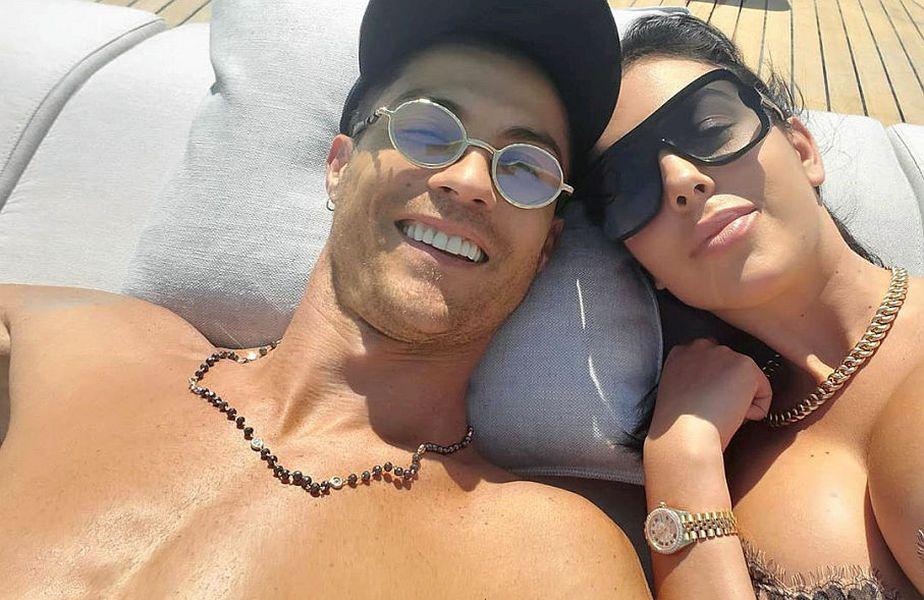 Georgina și Cristiano Ronaldo se simt foarte bine împreună // FOTO: https://www.instagram.com/georginagio/