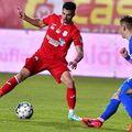 Valentin Gheorghe este în atenția mai multor formații din Liga 1, fiind propus și în străinătate / Sursă foto: sportpictures.eu