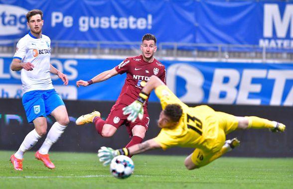 Transfermarkt a actualizat cotele de piață din Liga 1: FCSB e prima, FCU Craiova, la retrogradare! » Fotbalistul cu cea mai spectaculoasă ascensiune/prăbușire