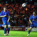 Fanii lui Middlesbrough își pot comanda căni cu rezultatul meciului retur cu FCSB, 4-2 (4-3 la general) // Sursă foto: Getty