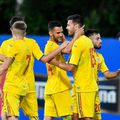 România U21 a încheiat cantonamentul de la Buftea cu partida amicală contra Farului