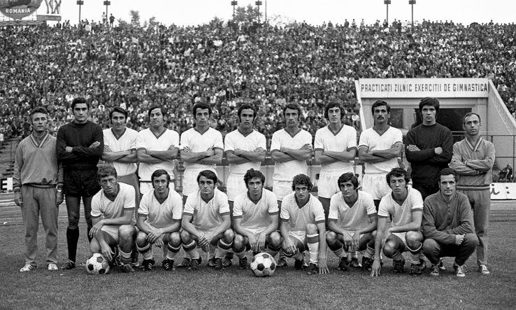 FC Argeș, campioană - poză grup