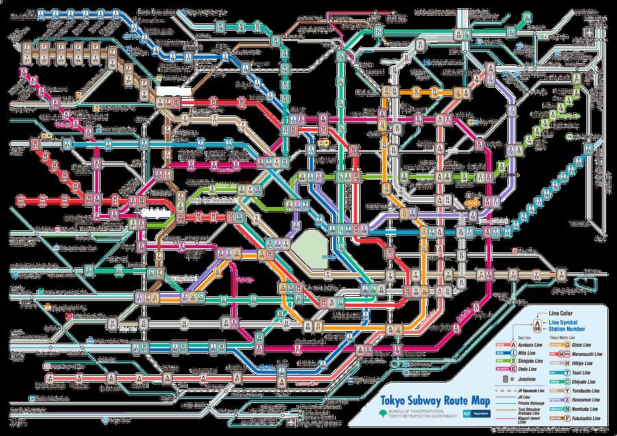 O călătorie prin cea mai aglomerată stație de metrou din lume » Imagini senzaționale din locul tranzitat zilnic de 4 milioane de oameni
