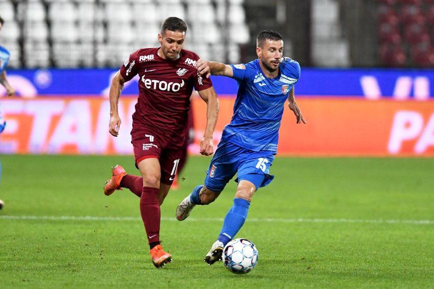 CS Mioveni și CFR Cluj se întâlnesc vineri, de la ora 21:30, în etapa cu numărul 4 din Liga 1.