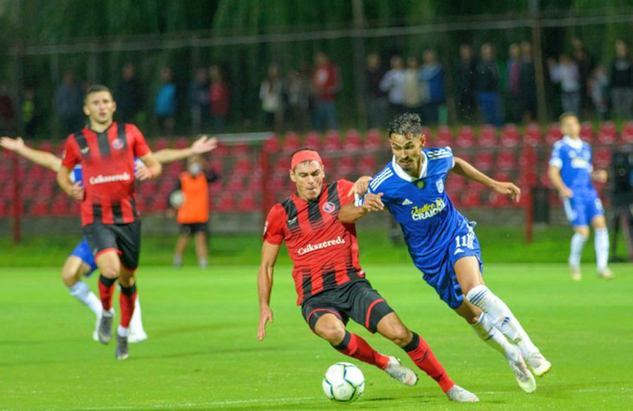 Csikszereda Miercurea Ciuc - FC U Craiova 1-1 // foto: Facebook @ FC Csikszereda