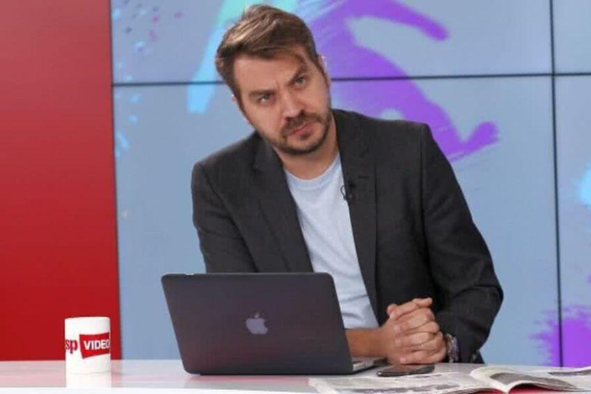 Costin Ștucan, moderator GSP Live