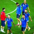 "Imagini surprinse la antrenamentul oficial al ""tricolorilor"". foto: Raed Krishan"