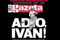 Ediție specială a Gazetei pentru Ivan Patzaichin la toate chioșcurile din țară! 10 pagini despre legendarul sportiv român și copertă-omagiu