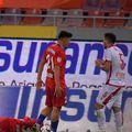 Radu Petrescu a acordat două cartonașe roșii în FCSB - Dinamo 3-2 // foto: Raed Krishan