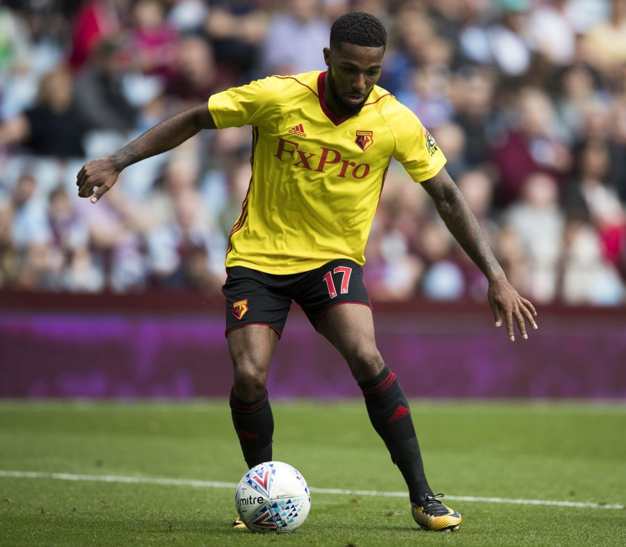 Jerome Sinclair, la Watford // foto: Guliver/gettyimages