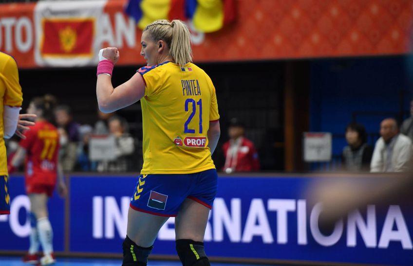 România înfruntă ACUM reprezentativa din Insulele Feroe, în preliminariile Campionatului European de handbal feminin din 2022.
