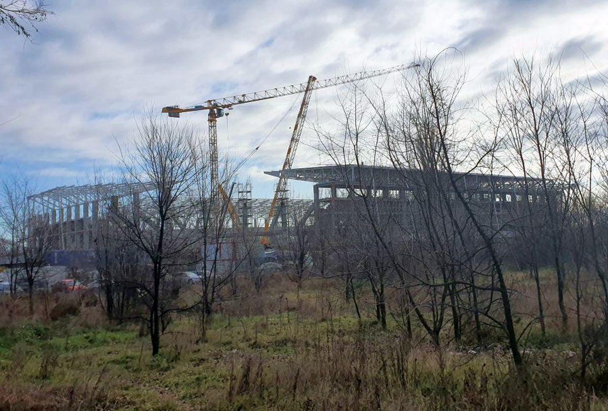 VIDEO Imagini spectaculoase de pe stadioanele Ghencea, Giulești și Arcul de Triumf! Care e stadiul lucrărilor la cele trei arene