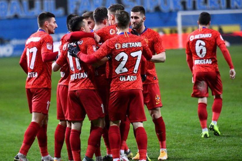 Ovidiu Popescu mai are contract cu FCSB până în 2022