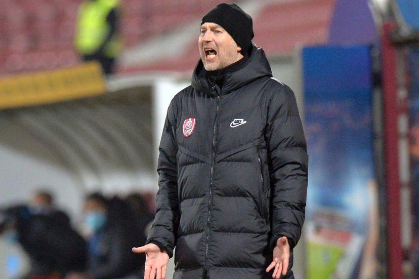 Edi Iordănescu e nemulțumit de pauza competiționașă mult prea scurtă