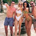 Cristi Pulhac și Raluca, în vacanța din Republica Dominicană / Sursă foto: https://www.instagram.com/raluk_a/