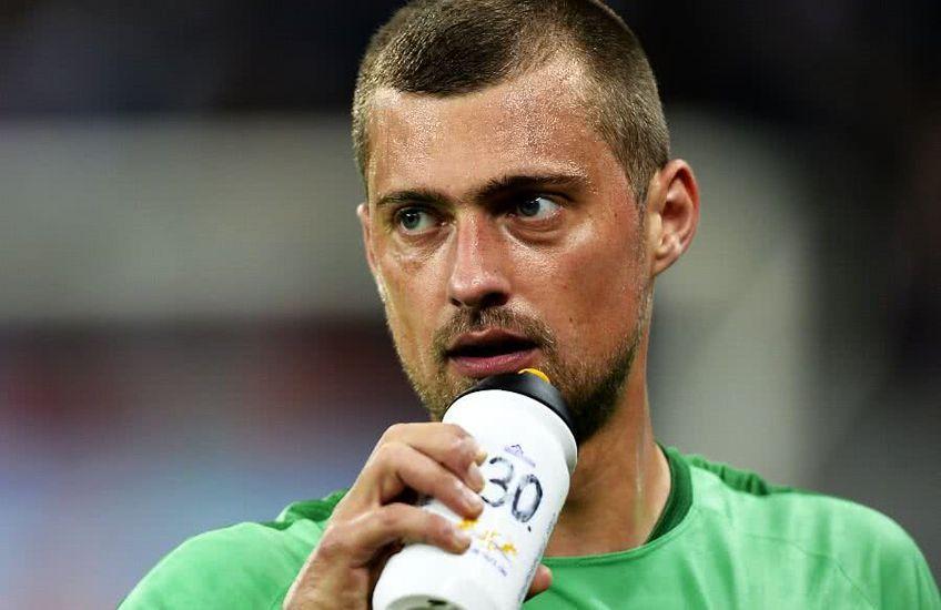 Gabriel Tamaș (37 de ani, stoper), ultima dată la U Cluj, a fost prezentat oficial de FC Voluntari!