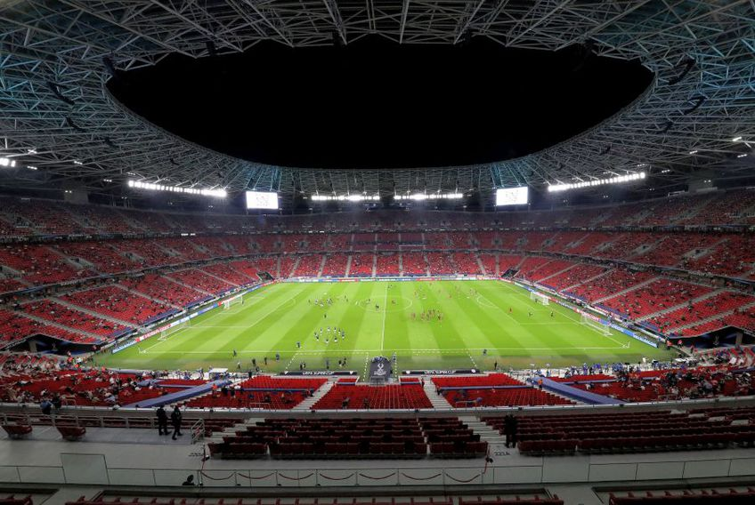 Arena Puskas din capitala Ungariei // foto: Guliver/gettyimages