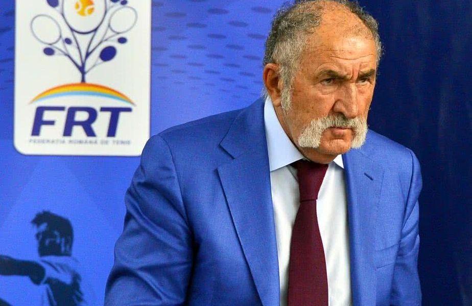 Ion Țiriac vrea să plece de la FRT