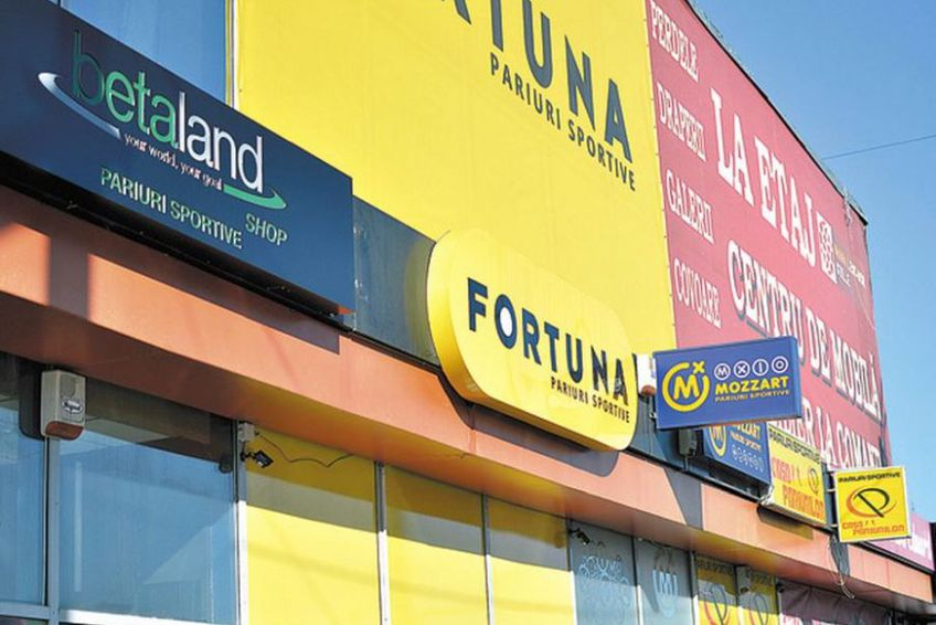 Casele de pariuri vor rămâne deschise în București